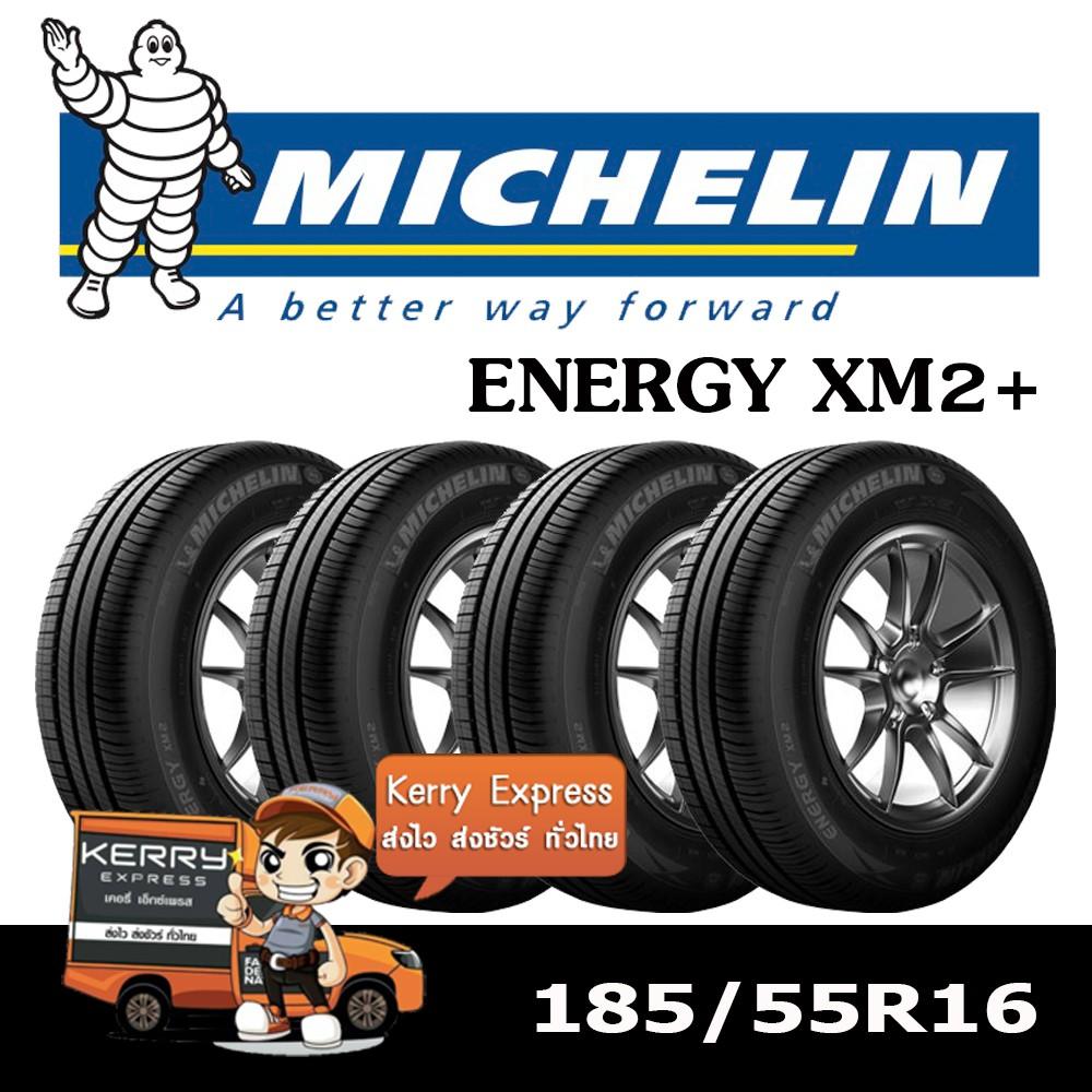185/55R16 Michelin XM2+ ชุดยาง
