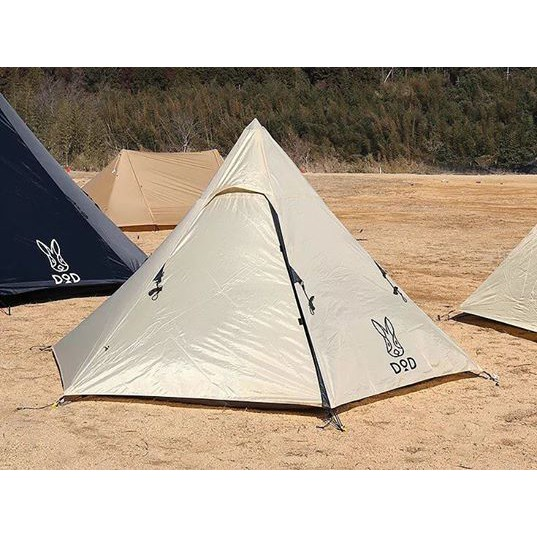 Theanvilcamp - DOD ONE POLE TENT3