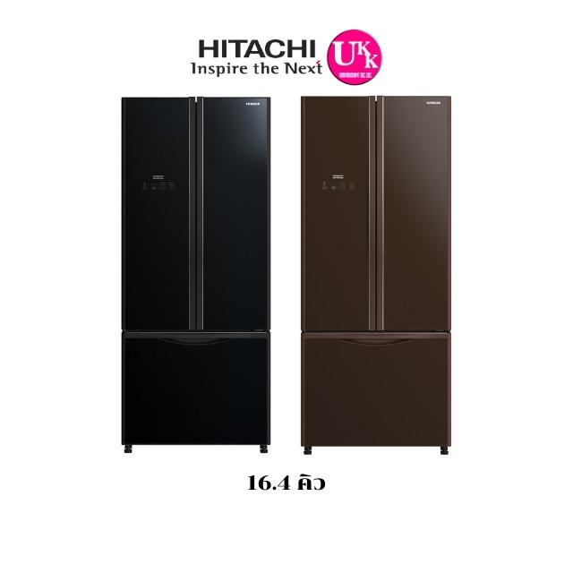 Hitachi ตู้เย็น 3 ประตู MULTI DOOR รุ่น R-WB470PE ขนาด 16.4 คิว INVERTER  RWB470