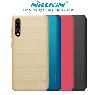 Review NILLKIN เคส Samsung Galaxy A50s / A30s รุ่น Super Frosted Shield