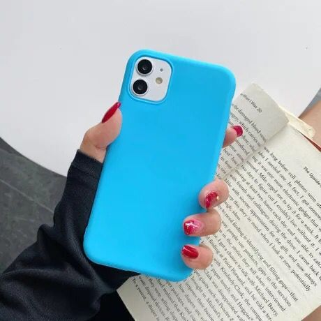 Samsung galaxy S6 S7 edge S8 S9 S10 S20 Plus S10E Note8 Note9 Note10 Pro S10 Note10 Lite Note20 Ultra A81 A91 Matte Soft TPU Candy Phone Case