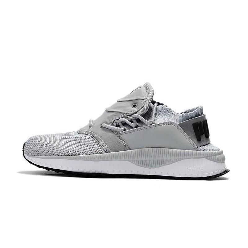 Sale Slk Original ☆ Puma TSUGI Shinsei รองเท้าผ้าใบสีเทา ซื้อ ... 7a6c230c4