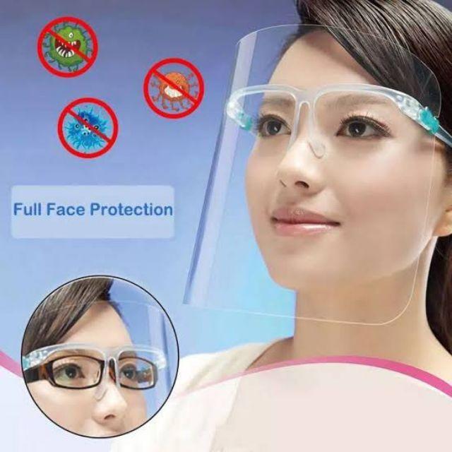 เฟสชิว FaceSheild หน้ากากป้องกัน