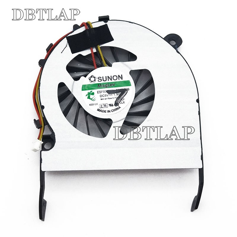 DBTLAP Cooling Fan Compatible for Alienware M15 R2 N18E GPU Cooler Fan X9FRW DFSCK324162A2P FLHU