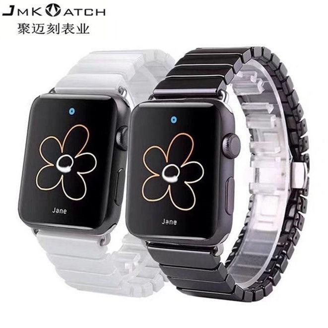 สายนาฬิกาข้อมือเซรามิกสําหรับ Applewatch Applewatch Applewatch 6 / Se