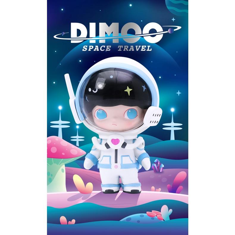 Dimoo ฟิกเกอร์ตุ๊กตา DIMOO สําหรับการเดินทาง