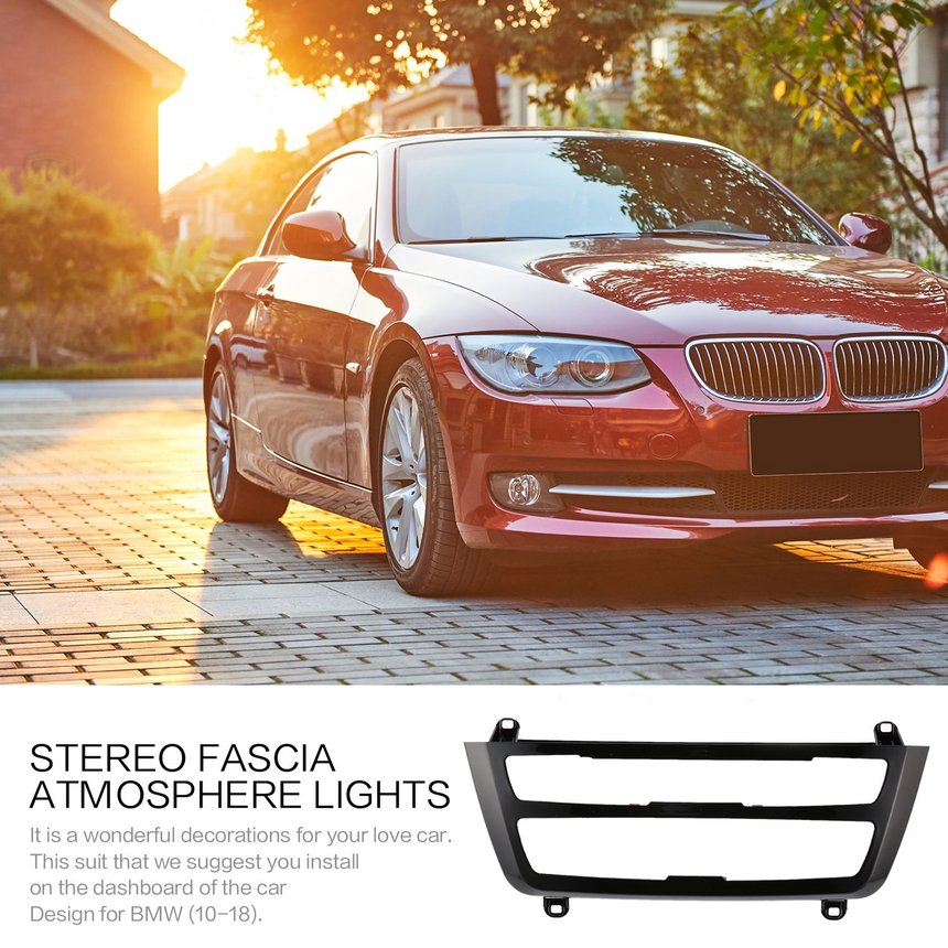 ☄bestchoice☄Stereo Fascia Atmosphere Lights for BMW 3 Series F30 F35  Variable Color