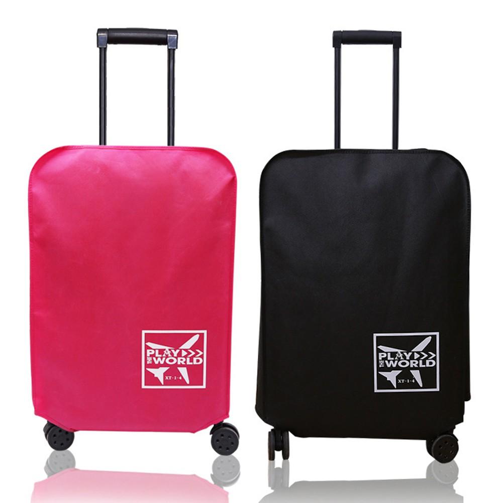 ปกกระเป๋า กระเป๋าเดินทางกันรอยขีดข่วน 20 / 24 / 28 / 30 นิ้ว1*luggage cover