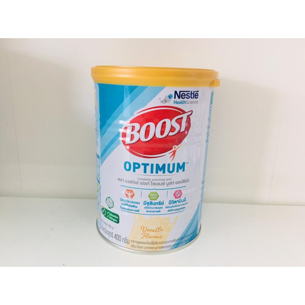 Boost Optimum บูสท์ ออปติมัม 400 กรัม