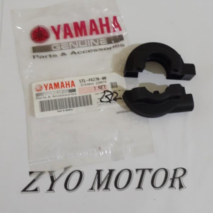 ท่อแก๊ส Mio Sporty Yamaha 100% Mio ของแท้สําหรับติดรถยนต์