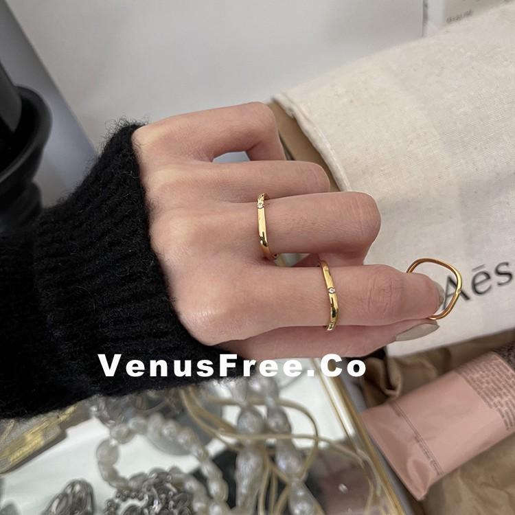 แหวนแหวนทองแหวนทองครึ่งสลึงแหวนแฟชั่นแหวนเงินแท้แหวนคู่แหวนทอง 1 สลึงแหวนเพชรแหวนทอง 1กรัมคลาสสิกทุกวันซูเปอร์ดีไม่จางหา