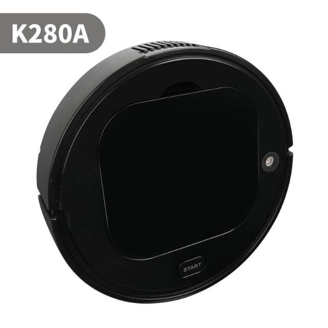 [พร้อมส่ง]  K280A หุ่นยนต์ดูดฝุ่น กวาดพื้น พ่นไอน้ำ *ฆ่าเชื้อ* Robot Vacuum Cleaner พร้อม Nano Spray (ใหม่ล่าสุด)