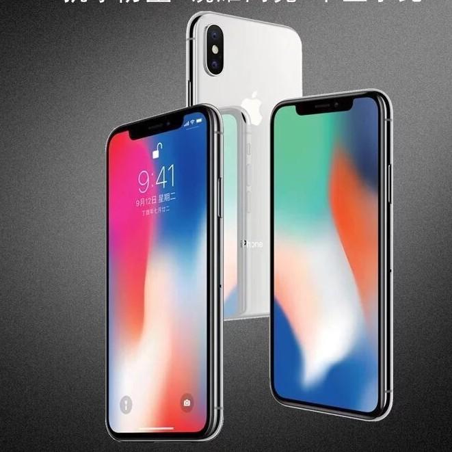 โทรศัพท์มือถือมือสอง Apple iPhoneXS MAX สามเครือข่ายล็อคฟรีจดจำใบหน้าสมาร์ทโฟน Netcom 4G เต็มรูปแบบใหม่ 90%