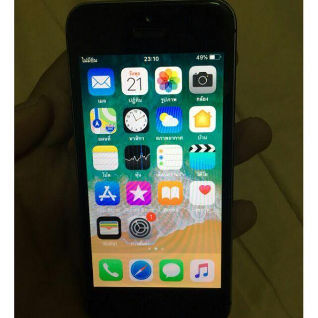 iPhone 5s th 16GB มือสอง เครื่องศูนย์ไทย