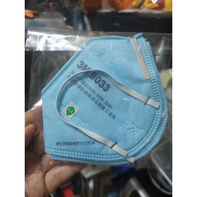 ขายขาดทุน‼️ N95 mask 3M 9033 PM2.5 แท้💯