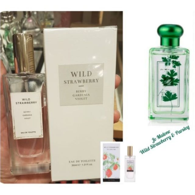 British Pear/ Wild Strawberry /Peony Bamboo 30ml