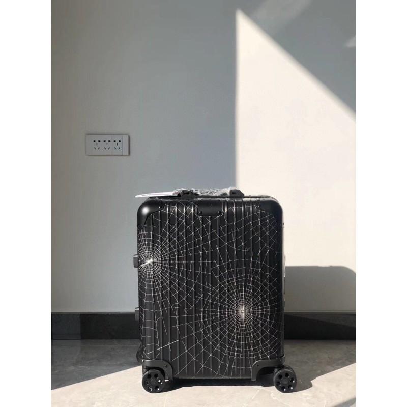กระเป๋าเดินทางรูปแบบใยแมงมุมแฟชั่นรุ่นใหม่ล่าสุดปี2020