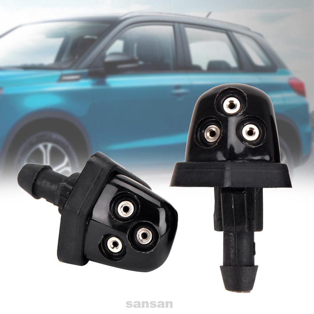 Car Windshield Washer Wiper Water Jet Nozzle Inlet Push for Suzuki Swift Alto SX4