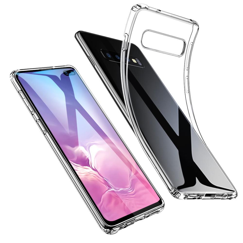 เคสโทรศัพท์ซิลิโคนแบบใสสํ Samsung Galaxy A7 A5 A3 2017 J2 J5 J7 Star J737 Prime C5 C7 C9 Pro A6S Soft Transparent Silicone phone Case
