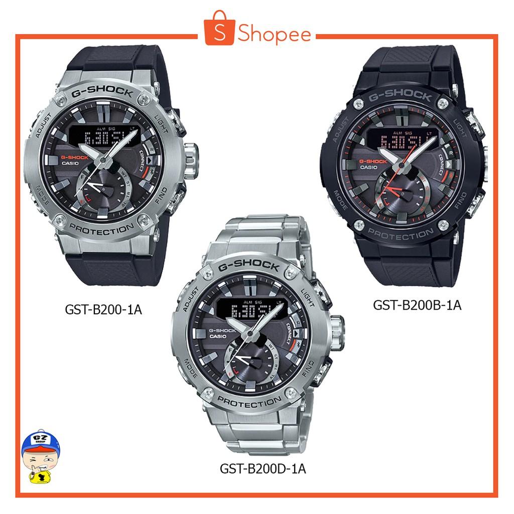 นาฬิกา G-Shock รุ่น GST-B200