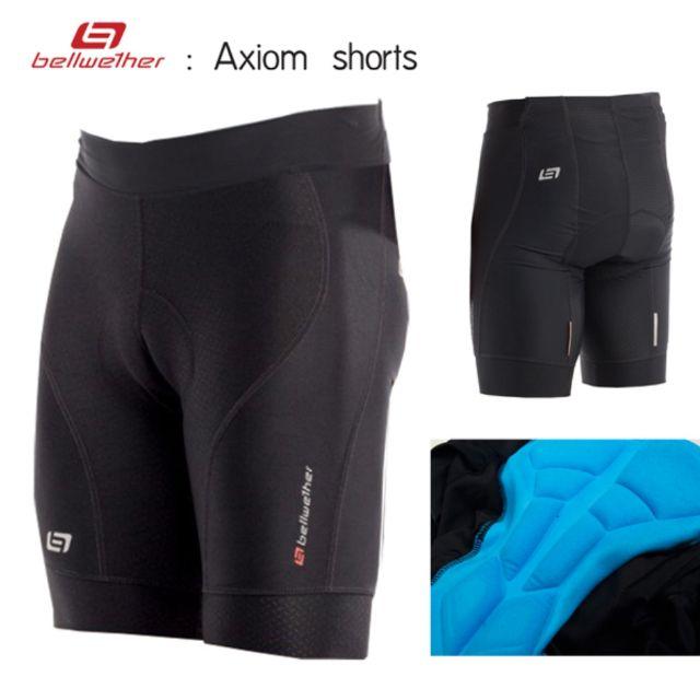 กางเกงจักรยานBellwether Axiom เนื้อผ้าอย่างดีกระชับกล้ามเนื้อ ไซส์ L,XL,XXL