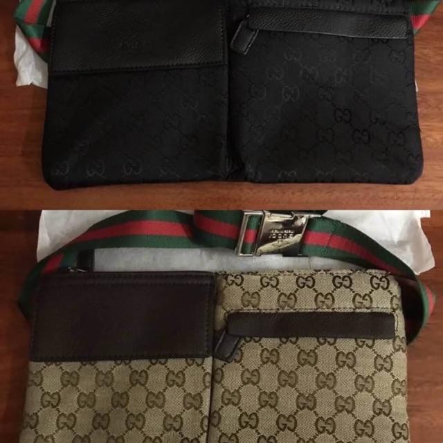 กระเป๋าคาดอกกุชชี่ Gucci belt bag
