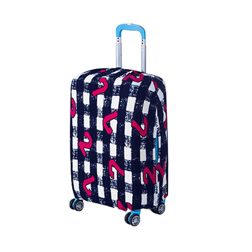 ผ้าคลุมกระเป๋าเดินทางกันฝุ่นขนาด 18-20 นิ้ว