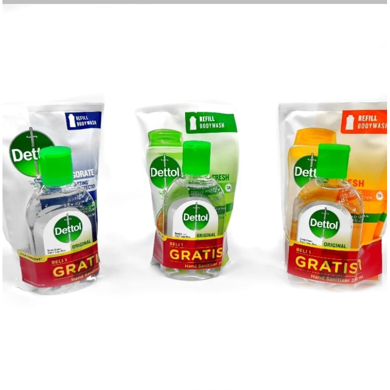 Bodywash Dettol 410 Gr 200ml เจลล้างมือ Prizes สําหรับล้างร่างกาย