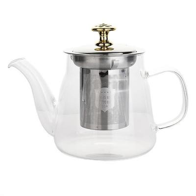 ไอน้ำชามินิเตาชาเตากาต้มน้ำกาแฟเครื่องใช้ในครัวเรือนหม้อ Moka แม่เหล็กไฟฟ้าทำอาหาร แก้วเครื่องปั้นดินเผาขนาดเล็ก