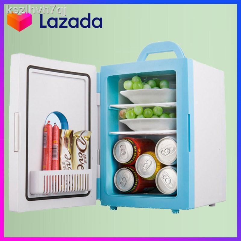 🔥มีสินค้า🔥∏✒ตู้เย็นตู้เย็นมินิขนาด 10L ตู้เย็นเล็กตู้เย็นมือสอง 2 ตู้เย็นพกพา 12v ตู้เย็นเล็กตู้เย็นเล็กตู้เย็นราคาถ