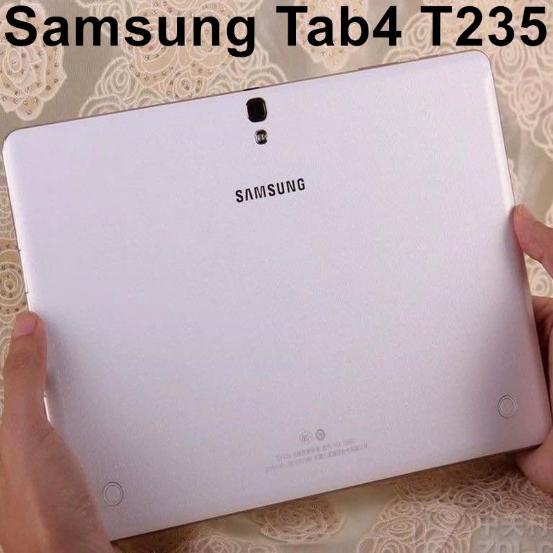 ใช้ Samsung / Samsung Tab4 7 นิ้ว T235 แท็บเล็ตพีซี T235 ใหม่ 90%