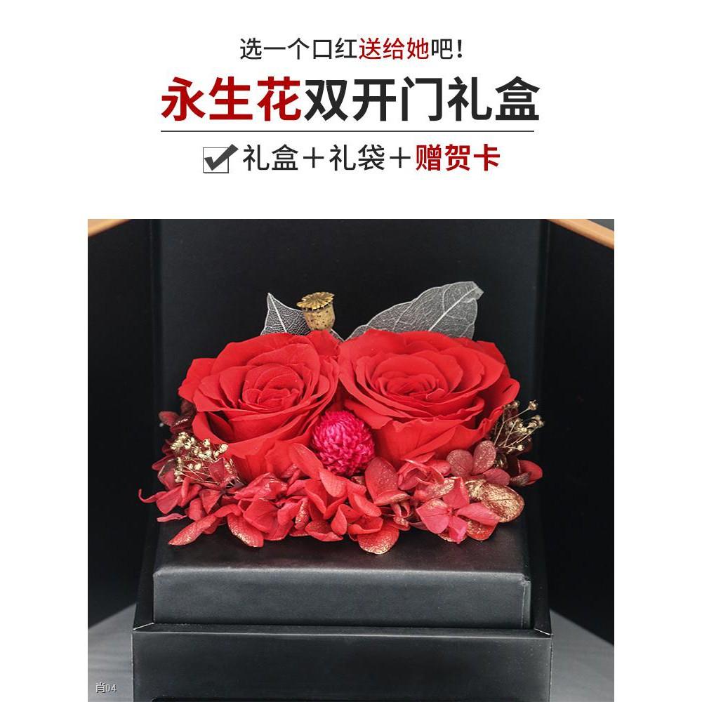 ℗☃Dior 999 Matte Lipstick Classic Red 520/888 Valentine s Day Gift Box Set for Girlfriend