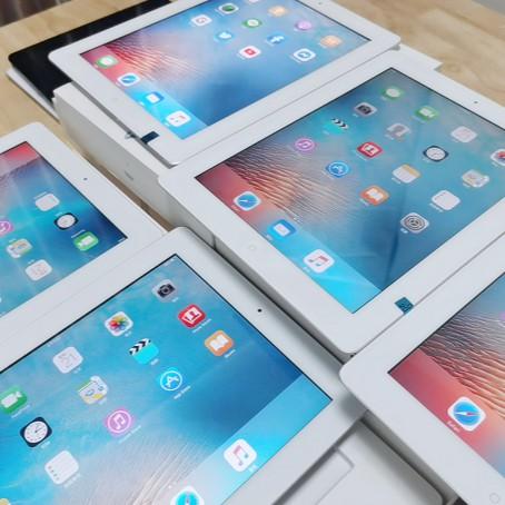 apple iPad 2 16GB 32GB แท็บเล็ตมือสองของแท้ เครื่องใหม่ 95%