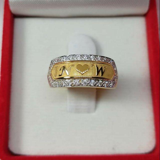 แหวนนามสกุล ทองคำแท้ ราคาโรงงาน