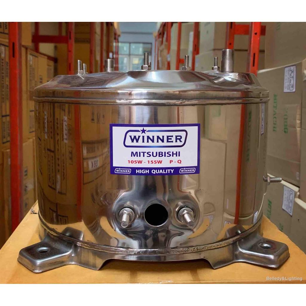 🍒พร้อมส่ง🍒ถังปั๊มน้ำสแตนเลส Winnet ใช้สำหรับปั๊มน้ำ มิตซูบิชิ รุ่น( 105-155P)WP 85-155QS