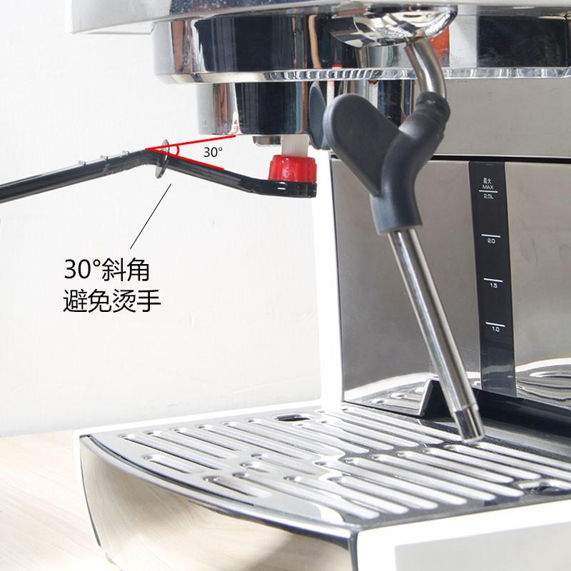 ✬☢เครื่องชงกาแฟแคปซูลเครื่องชงกาแฟสดเครื่องชงกาแฟMOJAE / Mojia เครื่องทำเอสเปรสโซแปรงทำความสะอาดเบียร์หัวทำความสะอาดตาบอ
