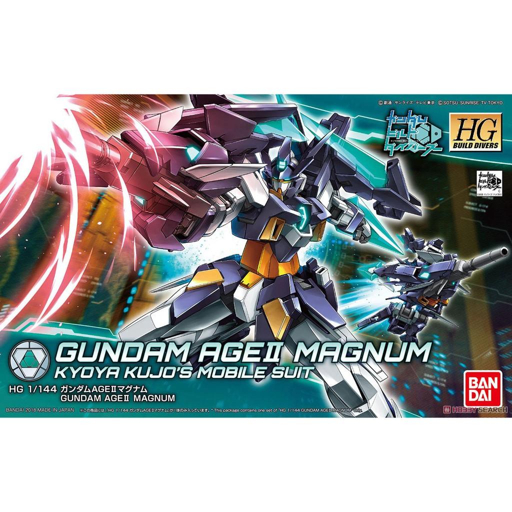 Bandai [HG] 1/144 Gundam Age II Magnum