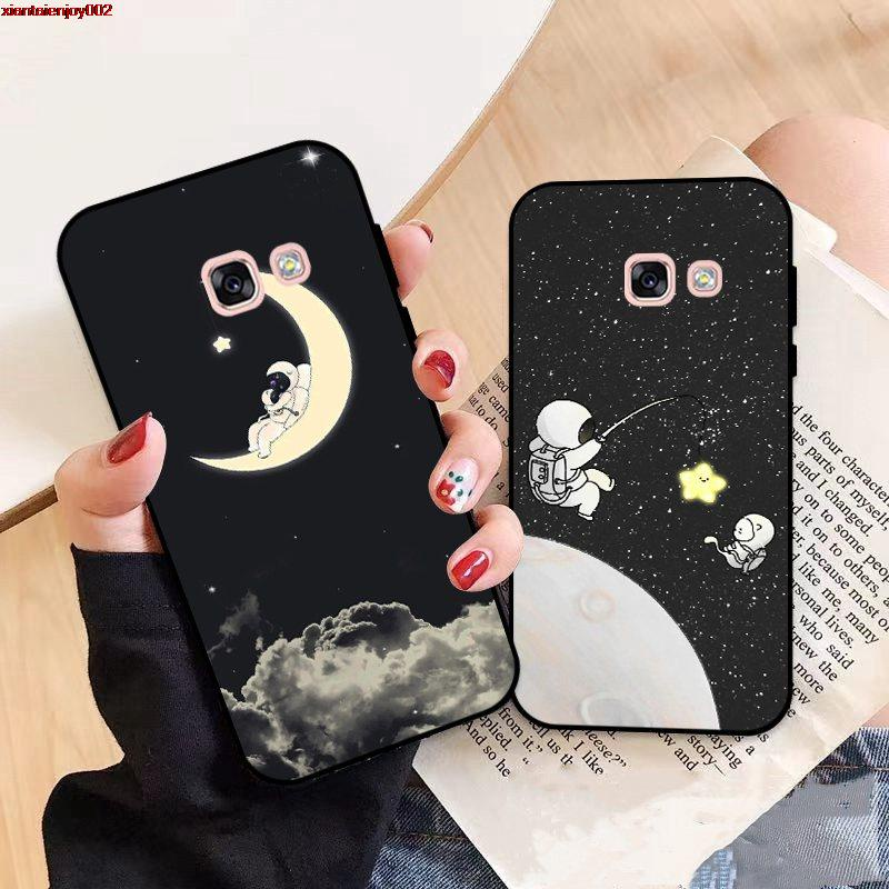 Samsung A3 A5 A6 A7 A8 A9 Pro Star Plus 2015 2016 2017 2018 HTKT Pattern-6 Silicon Case Cover
