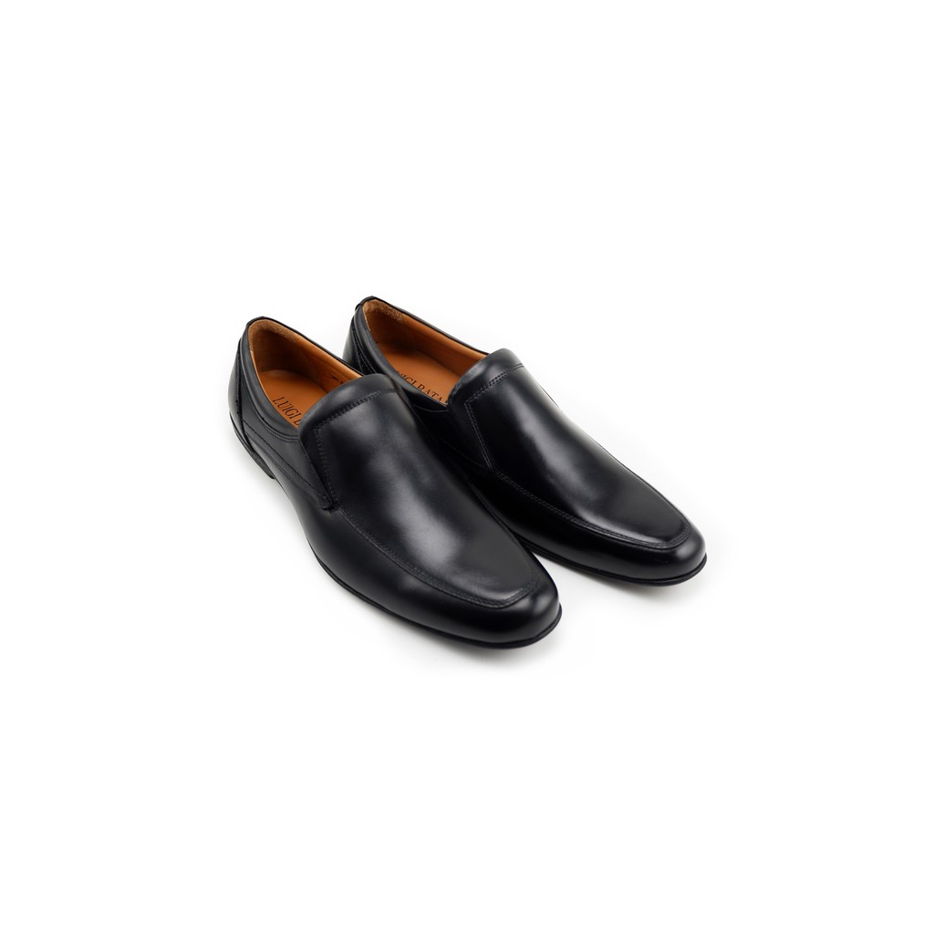 LUIGI BATANI รองเท้าคัชชูหนังแท้ รุ่น LBD0134-51 สีดำ