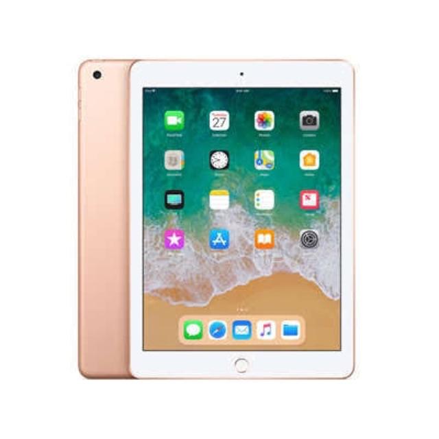 Ipad2018มือสอง สีrose gold