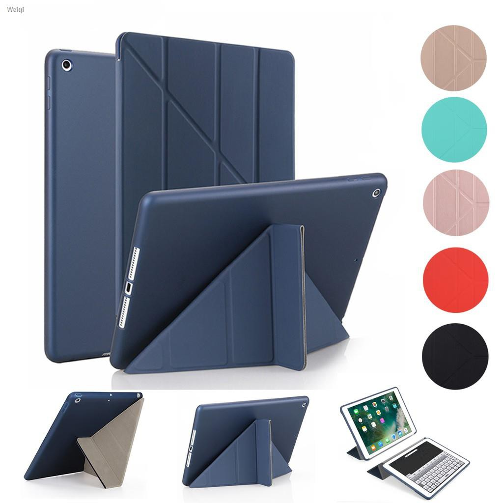 ใหม่ เคสฝาพับ สำหรับ iPad 10.2 gen7 นิ้ว pro 2020 case