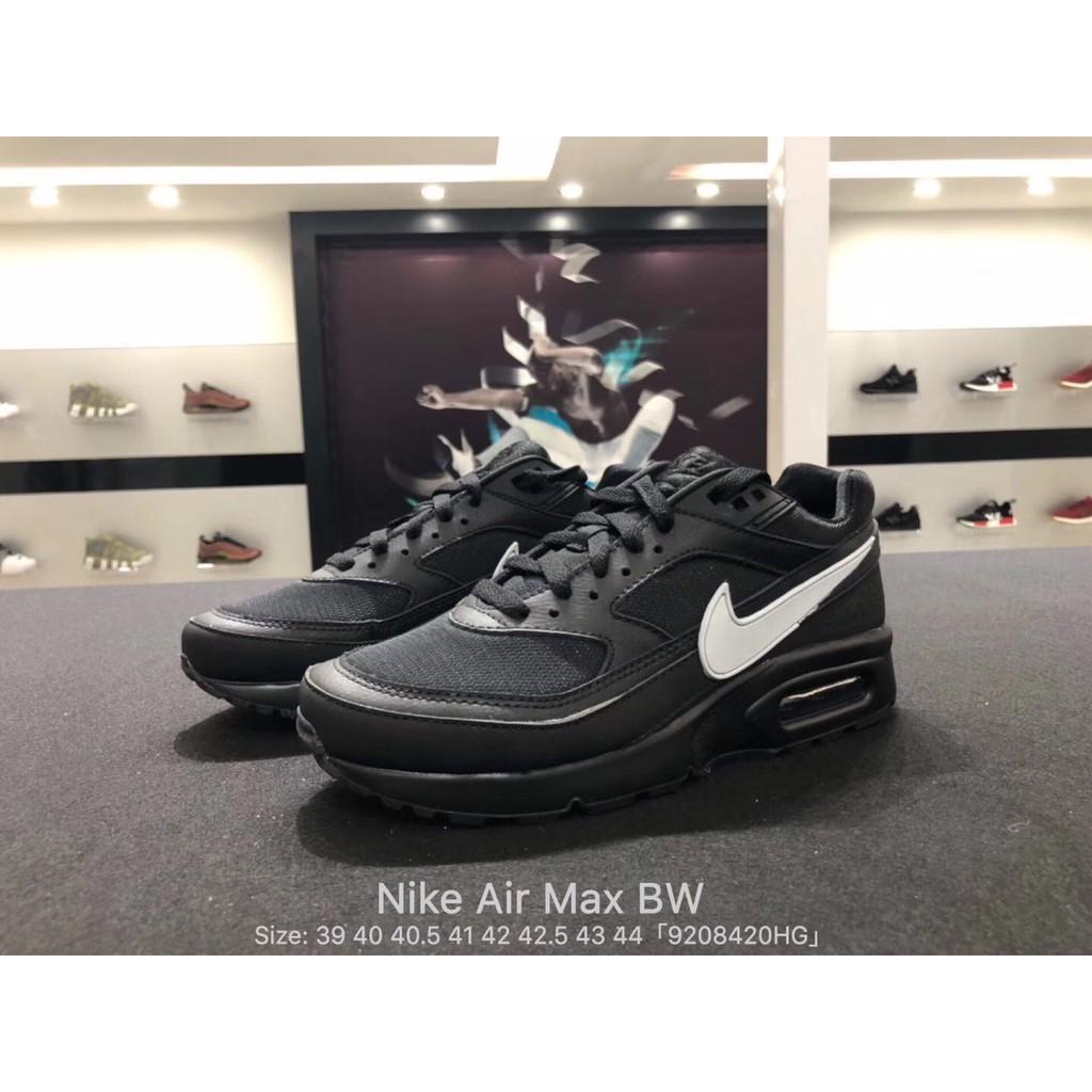 Original COD NIKE AIR MAX BW AIR MAX 90 รองเท้ากีฬาสำหรับผู้ชาย