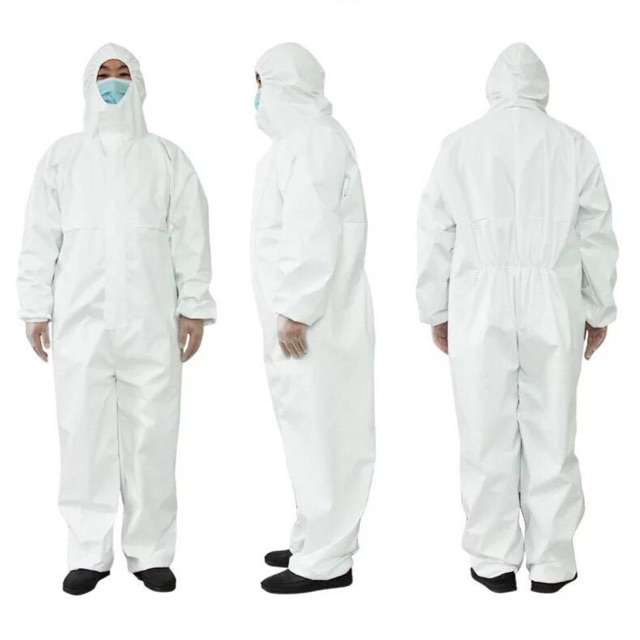 ชุด PPE(เกรดโรงพยาบาล)