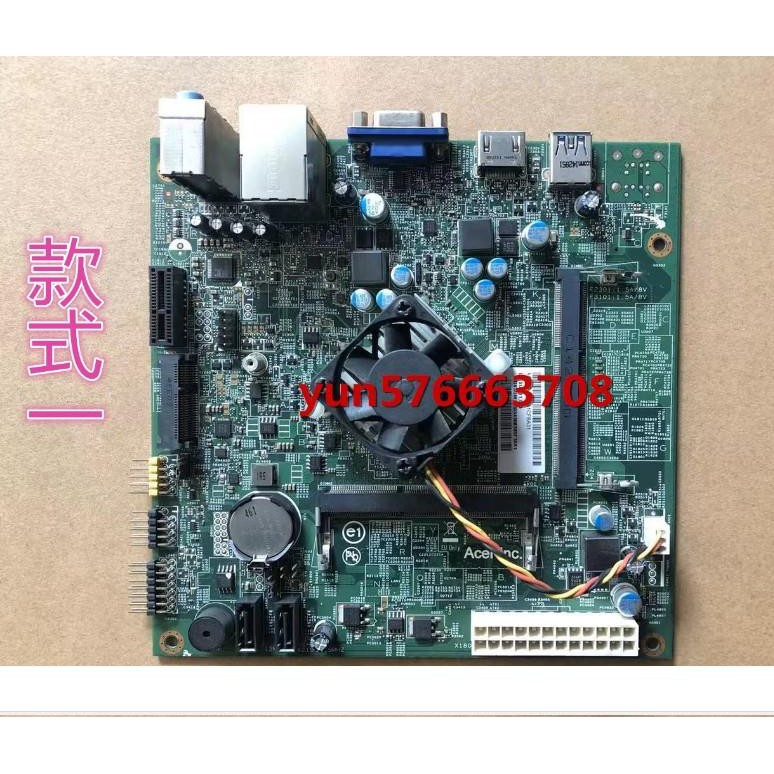 เมนบอร์ด Acer All - In - One Iibtdl - Borg 13057-1 เมตร Cpu Ddr3 Memory