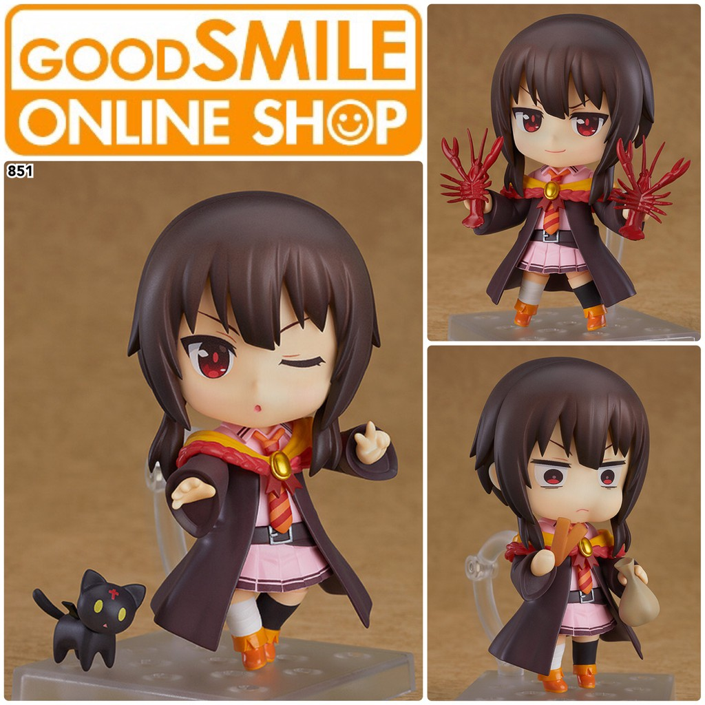 Nendoroid Konosuba 2 Megumin school Ver action figure Good Smile Company Japan