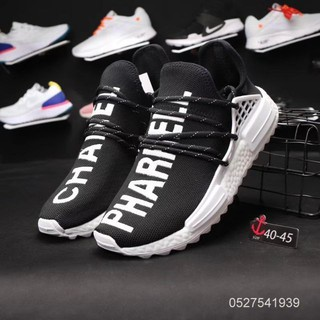6e18a20c4 Adidas NMD Pharrell Williams ( Ready Stock ) รองเท้าผ้าใบ