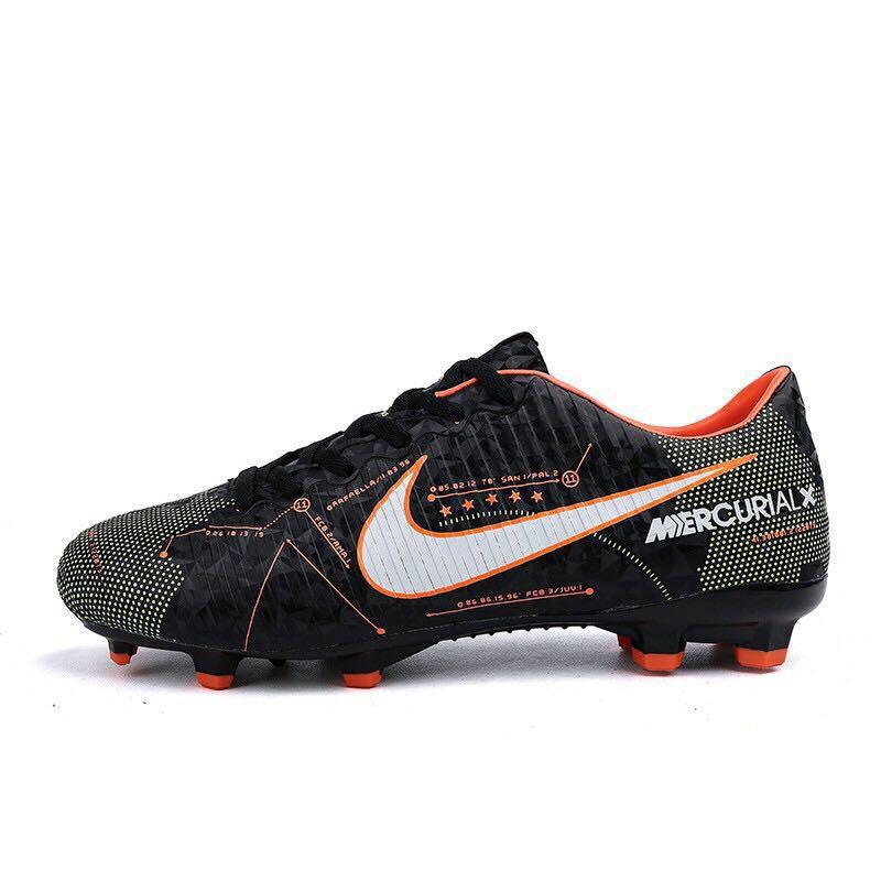 afd017ed3d ราคาถูกที่สุด  ในสต็อก  Nike ล่าสุด เด็กผู้ชายและผู้หญิงรองเท้าฟุตบอล  รองเท้าฟุตบอล บู๊ตรองเท้าใส่ยาก ส่วนลด - เท่านั้น ฿417