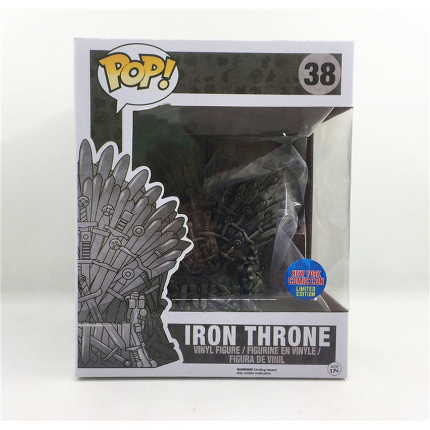 TV POP Funko GAME OF THRONES-Figura in vinile Jon Snow