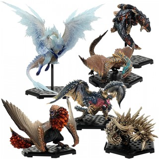 Review Capcom Figure Builder Monster Hunter Standard Model Plus Vol. 14