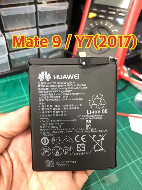 แบตใหม่ ปี2021 แบตเตอรี่ Huawei แท้ Nova2i ,3i,Mate9,Y7(2017),P9,P9Plus,Mate10,P20,P20Pro,Y7(2019),P10,Gr5,P30 7jSh